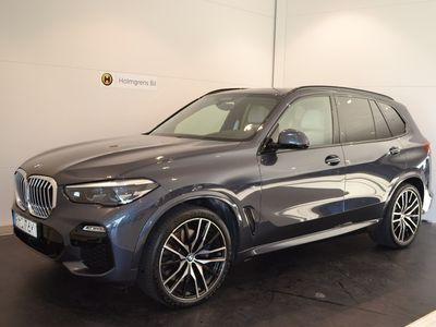 begagnad BMW X5 xDrive30d M-Sport Innovation (265hk)