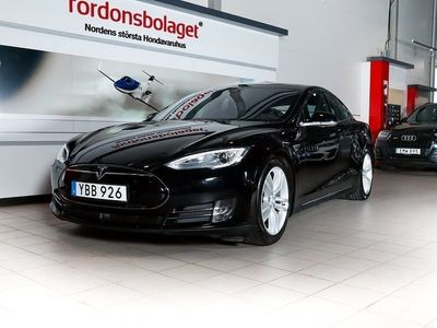 begagnad Tesla Model S 70D AWD Autopilot Leasbar