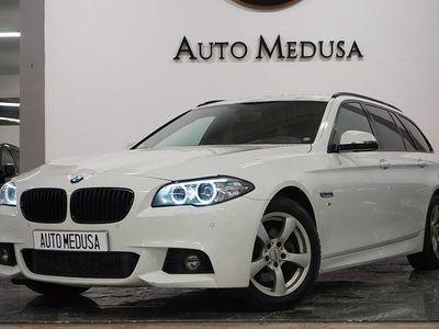 begagnad BMW 520 d xDrive Touring Steptronic M Sport Euro 6 190hk