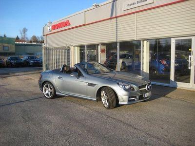 begagnad Mercedes SLK350 BE BlueEFFICIENCY 7G-Tronic Plus AMG Sport, Exclusive Leath