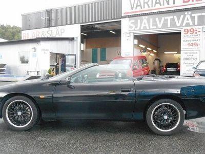 begagnad Chevrolet Camaro Cabriolet 3.8 V6 5 2001, Sedan 79 500 kr