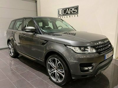 begagnad Land Rover Range Rover Sport 3.0 AWD HSE 258hk