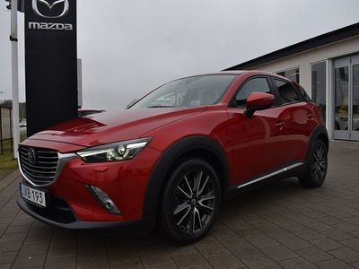 begagnad Mazda CX-3 2.0 (120hk) Optimum