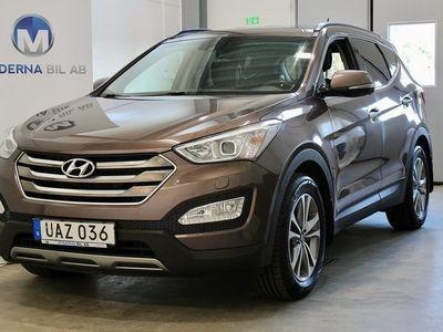used Hyundai Santa Fe 2.2 CRDi 4WD AUTO NAVI 200hk
