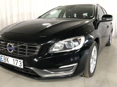 begagnad Volvo V60 D4 AWD (181hk)