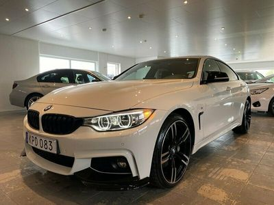 "begagnad BMW 435 Gran Coupé d xDrive ""COBRA"" Mperformance 400hk"