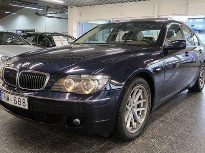 begagnad BMW 750 i 367HK V8 / FULLUTRUSTAD