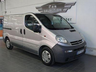 begagnad Opel Vivaro 1.9 CDTI (100hk)