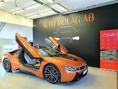 begagnad BMW i8 1.5 + 11.6 kWh - Steptronic - Euro 6