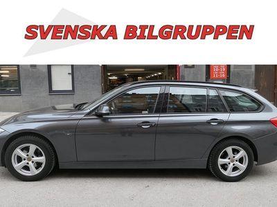 begagnad BMW 320 d xDrive Touring Sport line Aut Drag 184hk