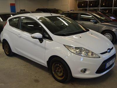 begagnad Ford Fiesta 1.25 Aux 2011, Halvkombi 49 000 kr