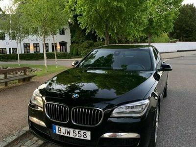 begagnad BMW 740 7L D XDRIVE