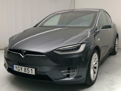 begagnad Tesla Model X Model X100D