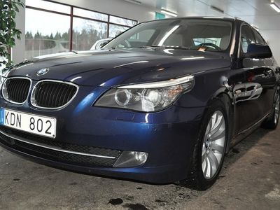 begagnad BMW 520 d Sedan 177hk