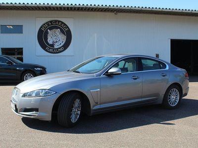begagnad Jaguar XF 2.2 välutrustad, kamrem bytt!