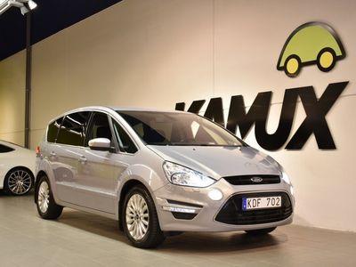 begagnad Ford S-MAX 2.0 TDCi Powershift 140hk LAGA VXLLÅDA