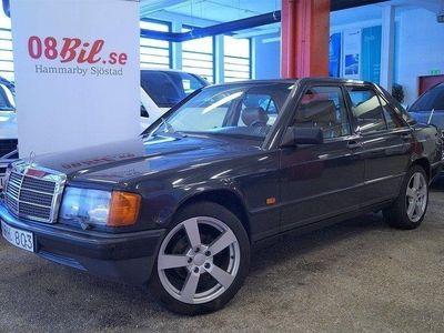 begagnad Mercedes 190 4G-Tronic 118hk