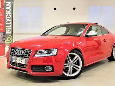 begagnad Audi S5 Coupé 4.2 FSI V8 QUATTRO / GPS / PANORAMA 354HK