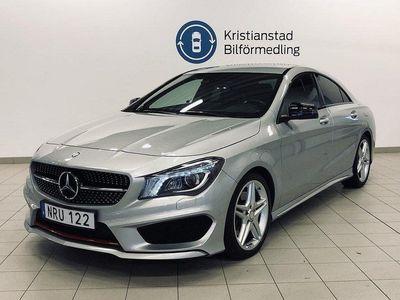 begagnad Mercedes CLA250 4MATIC Aut AMG Sport, S