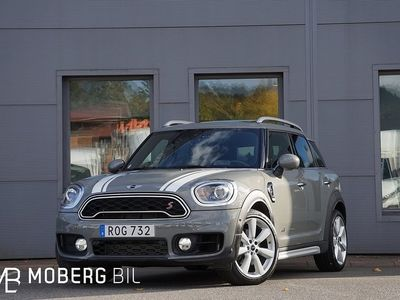 begagnad Mini Cooper S Countryman ALL4 192hk Chili H/K