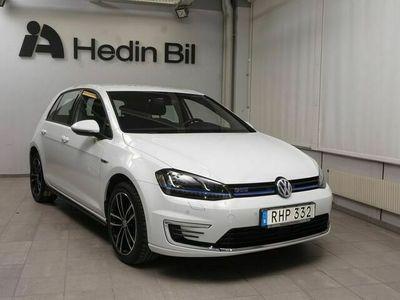 begagnad VW Golf GTE 1,4 TSI Aut Plug - In Hybrid 5D
