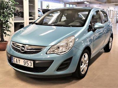 begagnad Opel Corsa 1 2 5d