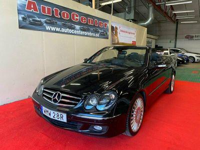 begagnad Mercedes CLK200 CLKKompressor Avantgarde Sport