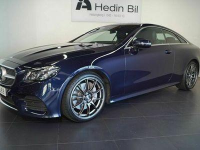 "begagnad Mercedes 300 - Benz E - KLASSCoupé 9G - Tronic AMG Paket / / 20"" Alu / / Panorama glastak - 245hk"