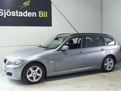 used BMW 320 d Touring Automat Eldrag 184hk