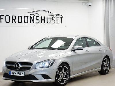 begagnad Mercedes 200 CLA-Klass/ OBS! ENDAST 3022 MIL