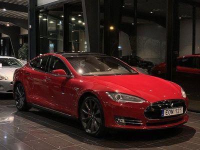 "begagnad Tesla Model S P85D/700HK*Autopilot*21""Turbin"