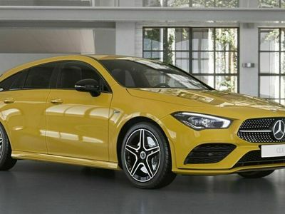 begagnad Mercedes CLA250e - Benze Hybrid AMG Operationell Leasing
