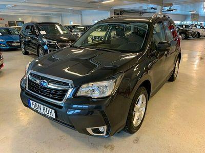 begagnad Subaru Forester 2.0i XL (DA) CVT