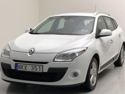 begagnad Renault Mégane Phas III 1.5 dCi Sports Tourer