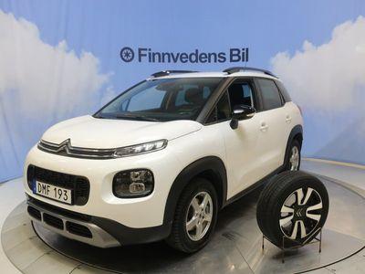 begagnad Citroën C3 Aircross PureTech, v-hjul/drag