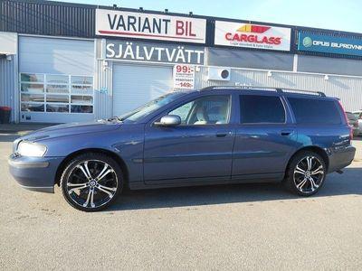 begagnad Volvo V70 2.4 140hk Drag