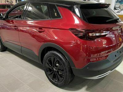 begagnad Opel Grandland X 130HK AUT DESIGN LINE PLUS