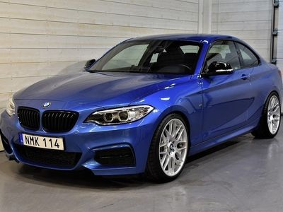 "used BMW M235 xDrive Aut 19"" Läder -16"