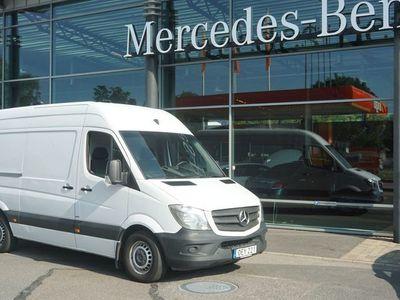 begagnad Mercedes Sprinter 316