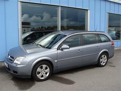 Såld Opel Vectra 22 Kombi 04 Begagnad 2004 11 974 Mil I östersund