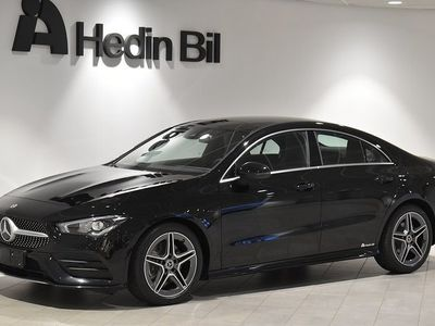 begagnad Mercedes CLA200 COUPE / AMG LINE / PANORAMA