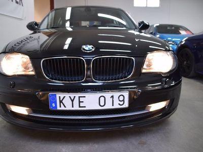 begagnad BMW 118 D 5-door Steptronic Advantage, Comfort 143HK/SVENSKSÅLD