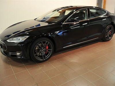 begagnad Tesla Model S P85