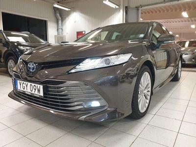 begagnad Toyota Camry 2,5 Hybrid Executive