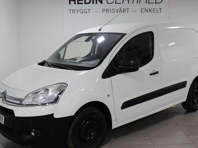 begagnad Citroën Berlingo 1.6HDI 75HK Webasto/V-hjul