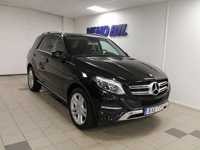 begagnad Mercedes GLE350 d 4-Matic Panorama Värm