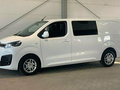 begagnad Citroën Jumpy Pro Combi Club L3 BlueHDi Aut 6-Sitsig 2020, Transportbil Pris 359 900 kr