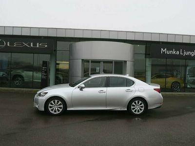 begagnad Lexus GS300h Navigation