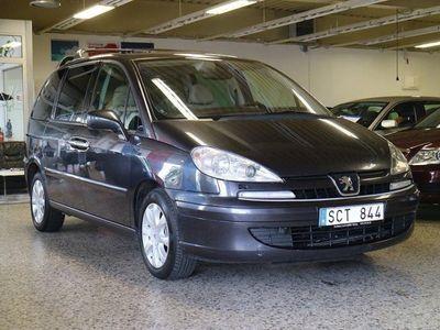 begagnad Peugeot 807 3,0/V6/Automat/204HK -05