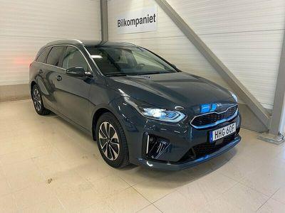 begagnad Kia cee'd Sportswagon Plug-in Hybrid E-CVT Euro 6 141hk